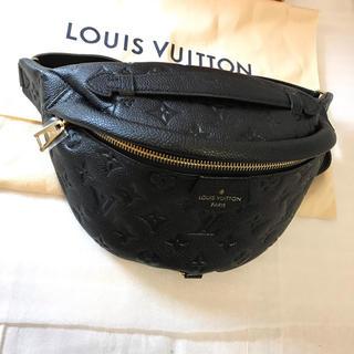 LOUIS VUITTON - 【最終値下げ】ルイヴィトン バムバック モノグラム アンプラント バッグ
