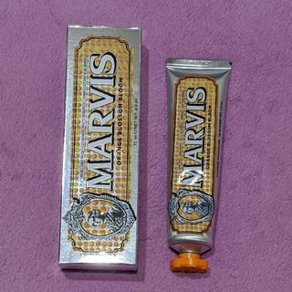 マービス(MARVIS)のMARVIS オレンジ・ブロッサム・ブルーム 歯磨き粉(歯磨き粉)