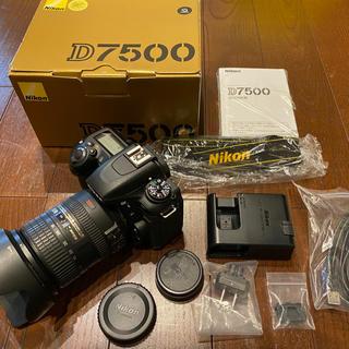 Nikon - 美品 Nikon レンズセット D7500 18-200mm f3.5-5.6G