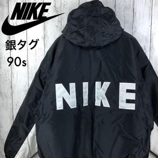 NIKE - 【超激レア】【新品未使用】【銀タグ】【ナイキ】デカロゴ 刺繍☆ナイロンジャケット