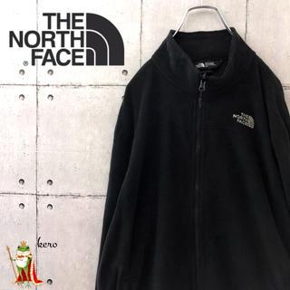 THE NORTH FACE - 【人気】90s ノースフェイス フルジップ フリース やや薄手