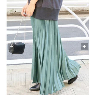 IENA - 【新品タグ付】IENA アコーディオンプリーツスカート