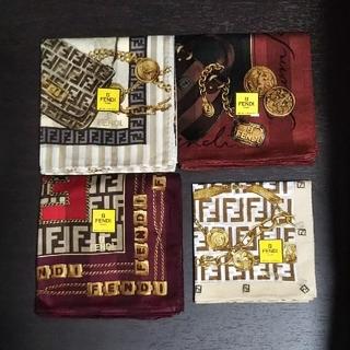 FENDI - 【新品】FENDI ハンカチ スカーフ