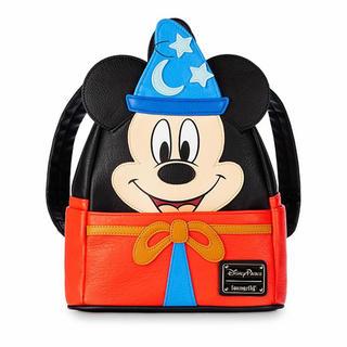 Disney - 海外ディズニー限定 ソーサラーミッキー バックパック