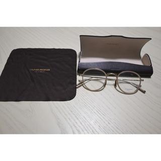 アヤメ(Ayame)のOLIVER PEOPLES Boland glasses(サングラス/メガネ)