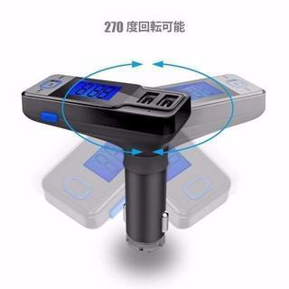 USB急速充電2ポート FMトランスミッター  ¥1,980  商品説明  商品(汎用パーツ)