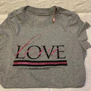 ヴィクトリアズシークレット(Victoria's Secret)のヴィクトリアシークレット 空港限定 半袖Tシャツ XS(Tシャツ(半袖/袖なし))