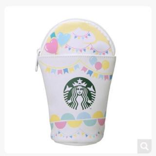 スターバックスコーヒー(Starbucks Coffee)のスターバックス💗フラペチーノ ペンシルケース(ペンケース/筆箱)