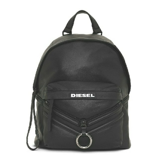 DIESEL - 今季★DIESEL LE-ZIPPER BACKPACK カウレザー