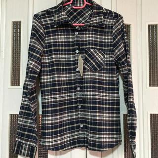 アベイル(Avail)の新品ネルシャツ(シャツ/ブラウス(長袖/七分))