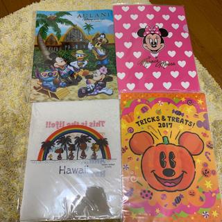 ディズニー(Disney)のディズニー スヌーピー ハワイ クリアファイル4枚セット(クリアファイル)