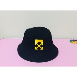 OFF-WHITE - OFF WHITE 帽子 ハット帽子 日本未発売