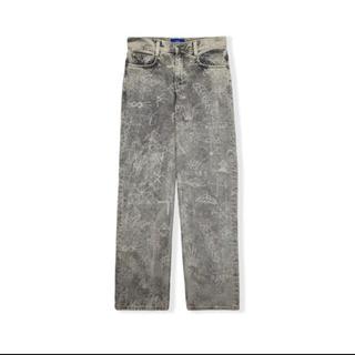 コムデギャルソン(COMME des GARCONS)の【PACCBET】printed jeans Mサイズ rassvet(デニム/ジーンズ)