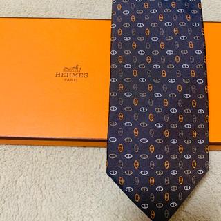 Hermes - HERMESのネクタイ 美品
