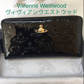 Vivienne Westwood - 新品 Vivienne westwood ラウンドファスナー 長財布