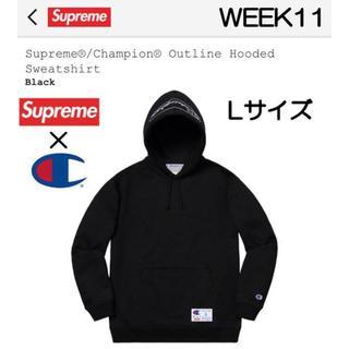 Supreme - Supreme18SS Champion Hooded Sweatshirt
