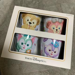 Disney - ダッフィー ダッフィーアンドフレンズ タンブラー コップ