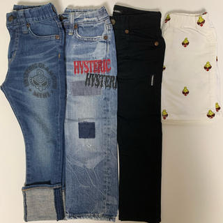 HYSTERIC MINI - hysteric mini  パンツ セット
