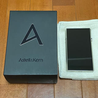 iriver - Astell&Kern SP1000 Stainless Steel