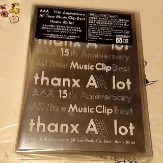 AAA 15th Anniversary All Time Music Clip