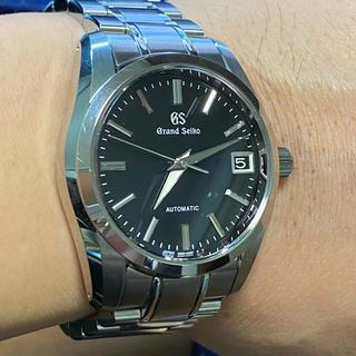 グランドセイコー(Grand Seiko)の【 ネット販売最安値  】グランドセイコーSBGR253 定価 440,000円(腕時計(アナログ))