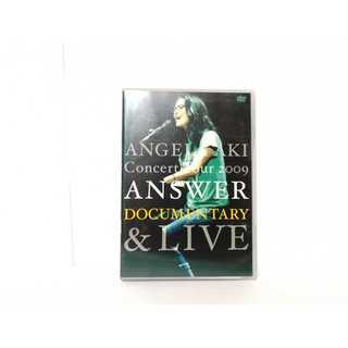 【DVD】アンジェラ・アキ Concert Tour 2009(ミュージック)