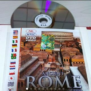 古代ローマ帝国DVDブック(ミュージック)