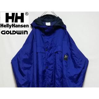 HELLY HANSEN - 90年代 Helly Hansen マウンテンパーカー ナイロンジャケット XL