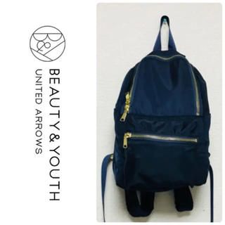 BEAUTY&YOUTH UNITED ARROWS - BEAUTY&YOUTH UNITED ARROWS リュック バックパック