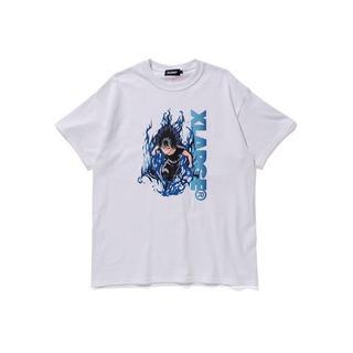 XLARGE - xlarge 幽遊白書 tシャツ 白 M