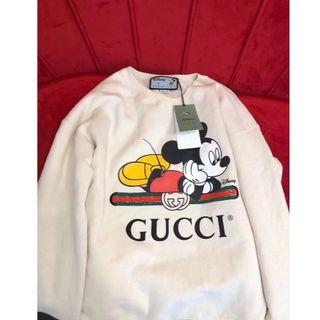 Gucci - 新品 GUCCI×DISNEY限定 パーカー