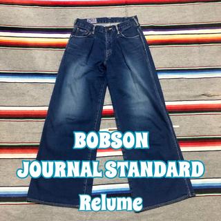 JOURNAL STANDARD - BOBSON Journal Standard relume ワイドパンツ