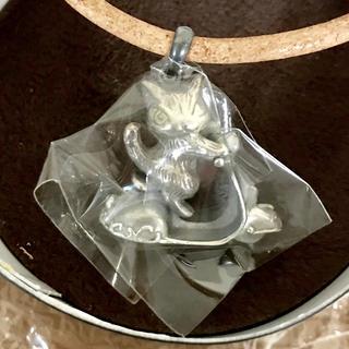 【お値段交渉可】新品 復刻 ベスパ  ダヤン シルバーペンダント ネックレス