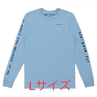 ナイキ(NIKE)のNIKE TOM SACHS NIKECRAFT L/S TEE L サイズ(Tシャツ/カットソー(七分/長袖))