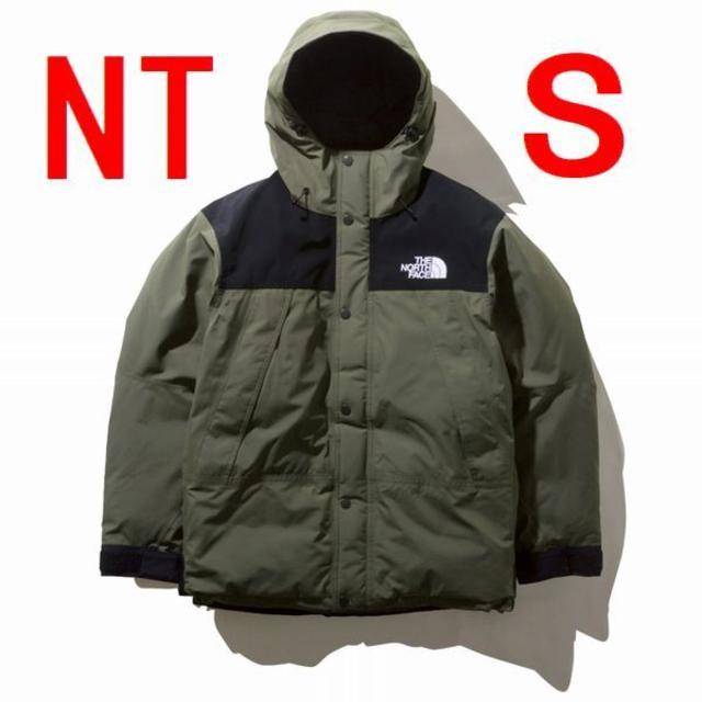 THE NORTH FACE(ザノースフェイス)の19FW ニュートープ S ノースフェイス マウンテンダウンジャケット メンズのジャケット/アウター(ダウンジャケット)の商品写真