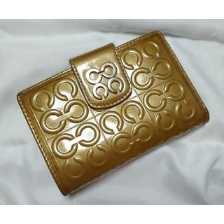 COACH - ❣️激安・セレブ・レア❣️コーチ折り財布❣️