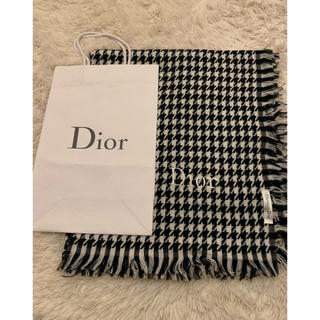 クリスチャンディオール(Christian Dior)のDIOR ストール 大判(マフラー/ショール)