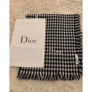 Christian Dior - DIOR ストール 大判