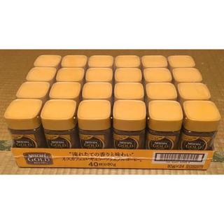 Nestle - ネスカフェ ゴールドブレンド 80g 24本セット