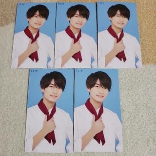Johnny's - ♡ 那須雄登 厚紙カード ♡