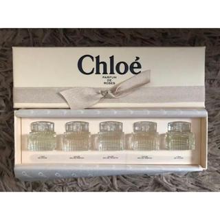 クロエ(Chloe)のクロエ ミニチュアコレクション 5ml×5(香水(女性用))
