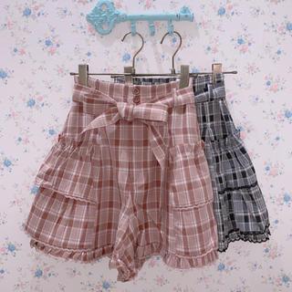 ハニーシナモン(Honey Cinnamon)のハニーシナモン  キュロットスカート(ミニスカート)