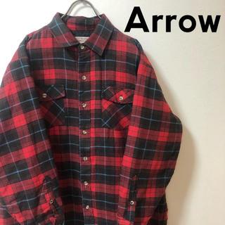 アロー(ARROW)のカバーウォール 古着 チェック Arrow sport Wear(カバーオール)