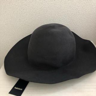 トゥモローランド(TOMORROWLAND)の新品 hat attack フロッピーハット フェルトハット(ハット)