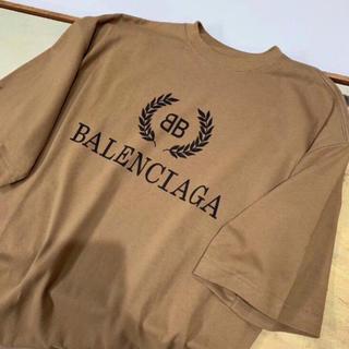 Balenciaga - バレンシアガ ベージュT