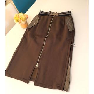mame - Ujoh ⭐️  ジップスカート