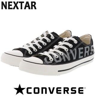 CONVERSE - 新品 CONVERSE スニーカー BLACK
