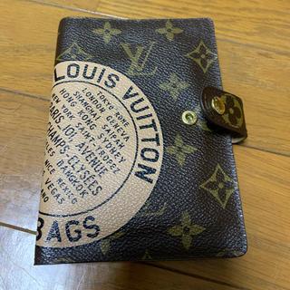 LOUIS VUITTON - LOUIS VUITTON  アジェンダPM  モノグラム 手帳