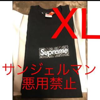 シュプリーム(Supreme)のシュプリーム ボックスロゴ(Tシャツ/カットソー(半袖/袖なし))