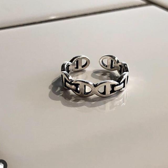 Vivienne Westwood(ヴィヴィアンウエストウッド)の高品質シルバーリングS925 レディースのアクセサリー(リング(指輪))の商品写真